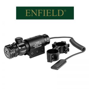enfield green laser kit