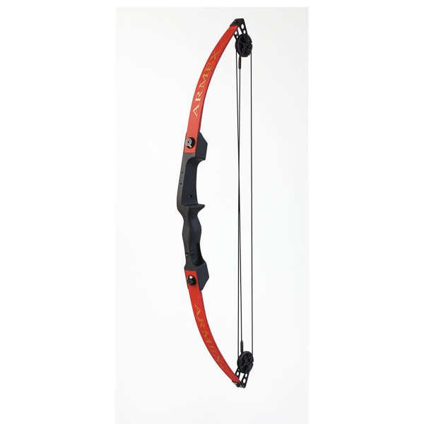 Enfield Sports Limited - Light Leisure 25lbs Compound Bow - Red