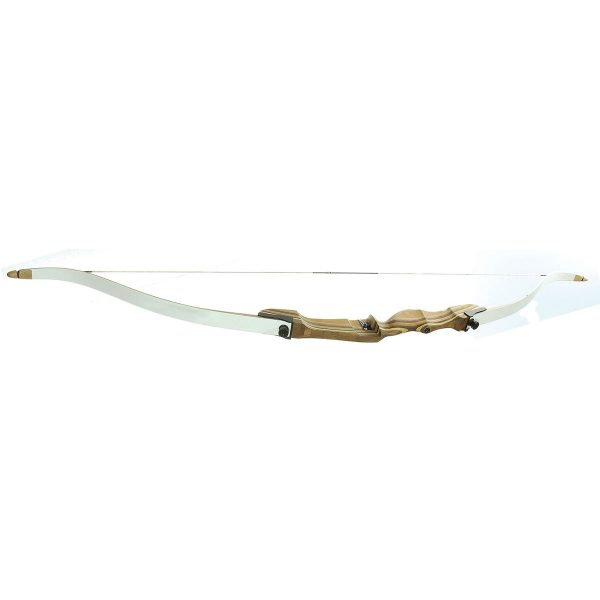 """Enfield Sports Limited - Saxon 26lbs 68"""" Takedown Recurve Bow - RH with Wooden Riser"""