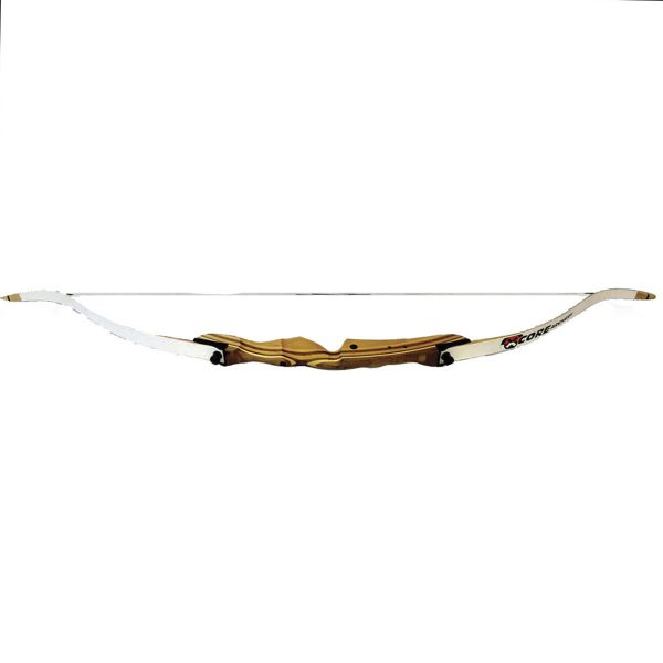 "Enfield Sports Limited - Saxon 32lbs 68"" Takedown Recurve Bow - RH with Wooden Riser"