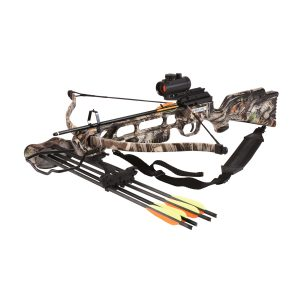 Jaguar 175lbs Recurve Crossbow Kit - Camo