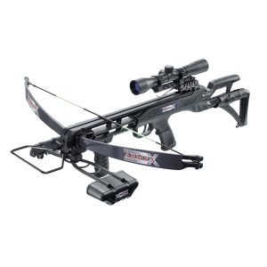 Scorpion 175lbs Recurve Crossbow Kit - Black
