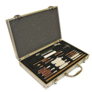 Enfield Sports Limited - Cleaning Kit - .177 and .22 in Aluminium Case