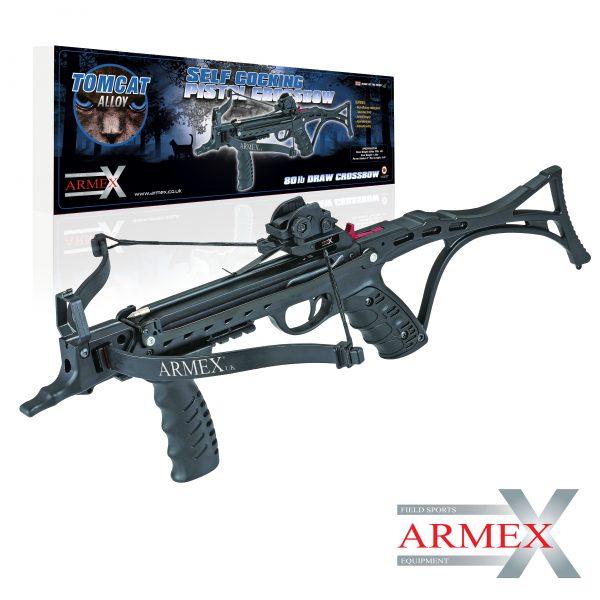 Armex Tomcat Crossbow.