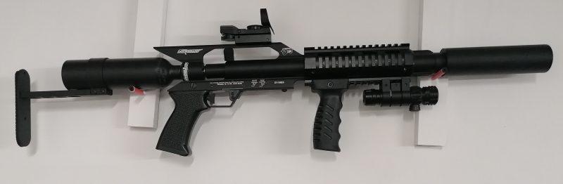 ENFIELD Gunpower Hellcat Tactical Kit