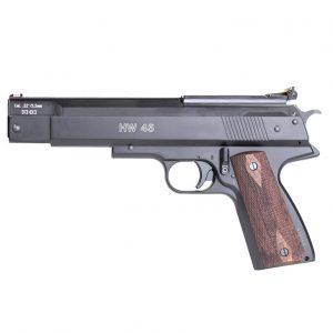 Weihrauch HW45 Classic Air Pistol.
