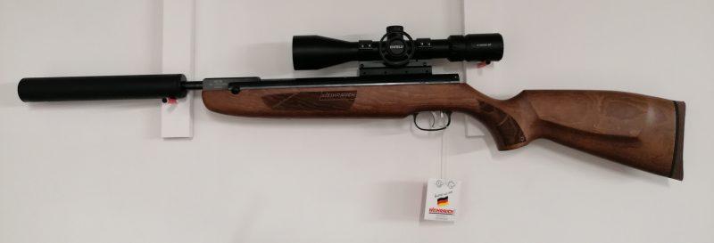 Enfield Vitesse Weihrauch HW99s Pest Control Airgun