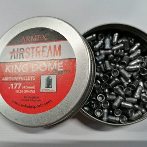armex_airstream_king_dome_lead_airgun_pellets_177