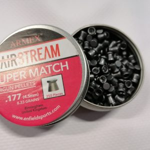 armex_airstream_supermatch_lead_airgun_pellets_177