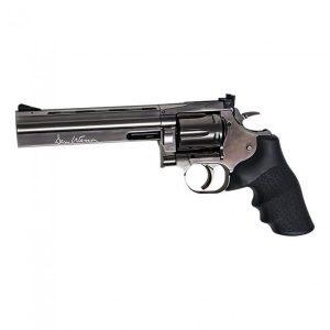 Dan Wesson 715 6 Steel Grey .177 pellet