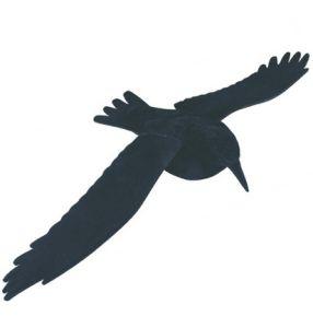 ENFIELD Flying Crow Decoy Flocked