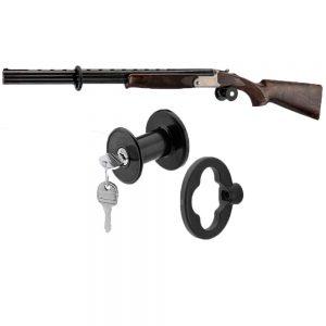Enfield Gun Lock Wall Mounted