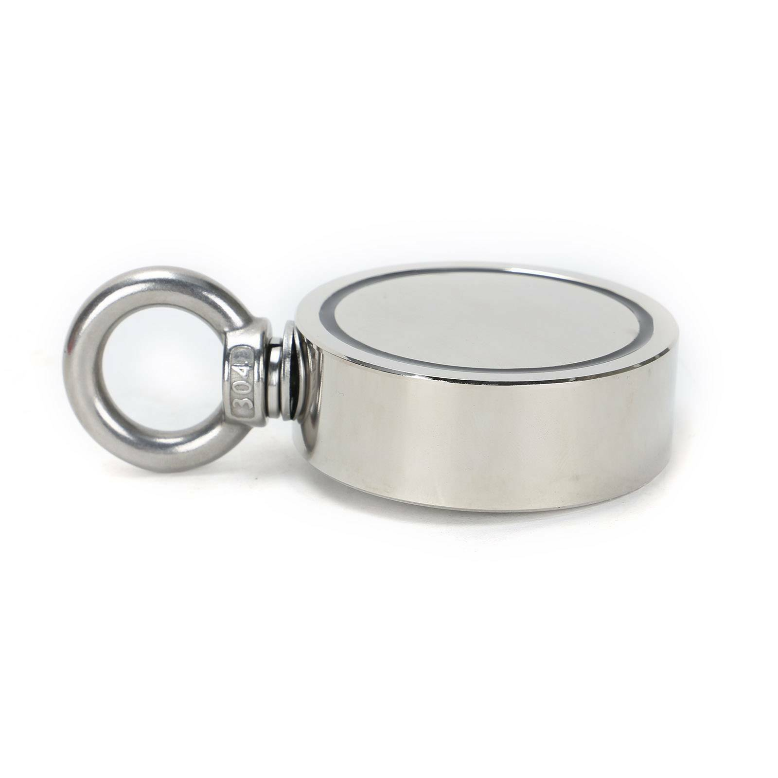 Enfield Twin Sided Fishing Magnet 500kg SUPER STRONG Plus ...