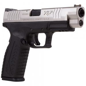 Springfield XDM 3.8 Silver CO2 4.5mm