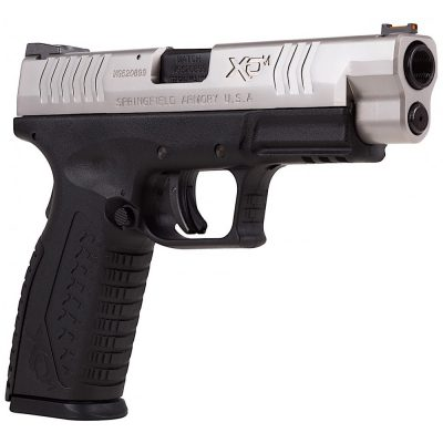 Springfield XDM 3.8 Silver CO2 4.5mm