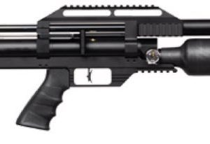 FX Maverick Black 12ft/lbs Air Rifle