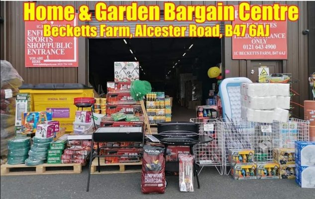 Home and Garden Bargain Centre Becketts Farm