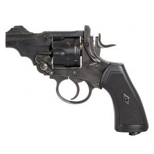Webley MKVI 2.5 Inch Civilian .22 Black Finish