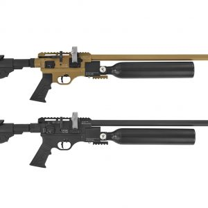 Hatsan Factor Black FDE Mil-Spec PCP Air Rifle