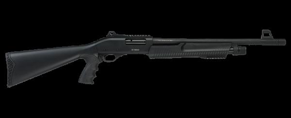 ATA Etro ET10 Pump Action Shotgun with Pistol Grip