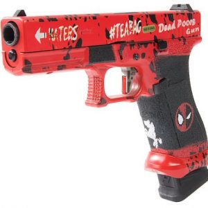 Ascend Deadpool DP17 Gas Blowback Airsoft Pistol2