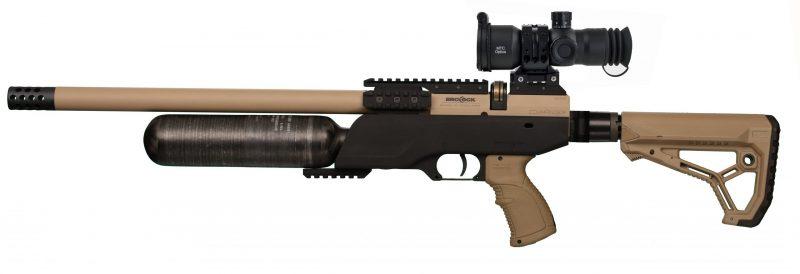 Brocock Commander XR Cerakote PCP Air Rifle 2