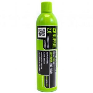 Nuprol 2.0 Airsoft Green Gas
