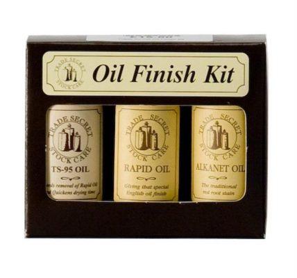 Trade Secret Oil Finish Kit