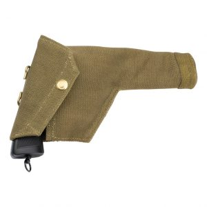 WEBLEY MKVI CANVAS HOLSTER