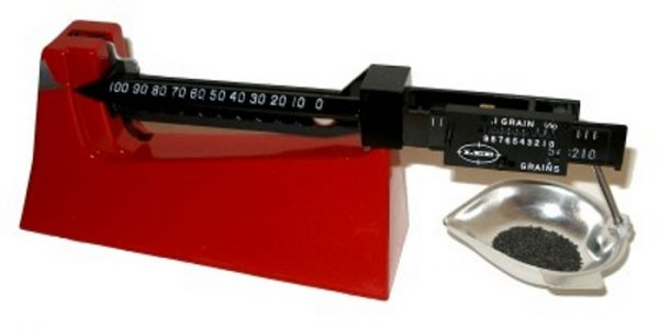lee safety powder scales