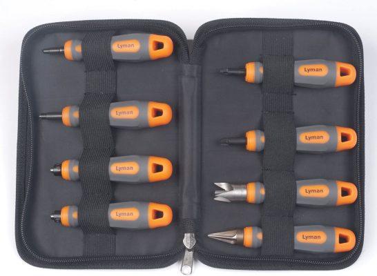 lyman universal case prep accessory set