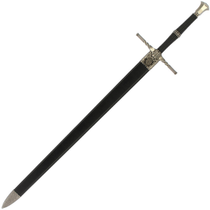 Witcher Style Sword with Scabbard2