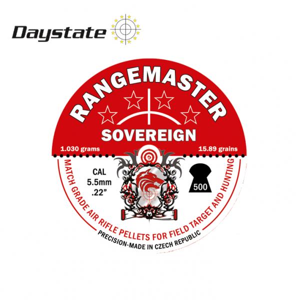 daystate_sovereign_rangemaster_22_lead_pellets
