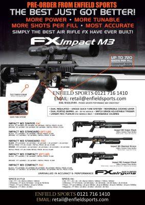 FX Impact M3
