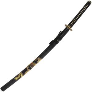 Samurai Handmade Single Sword Eastern Dragon