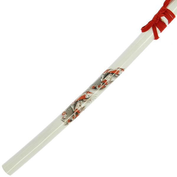 Samurai Handmade Single Sword japanese koi 2
