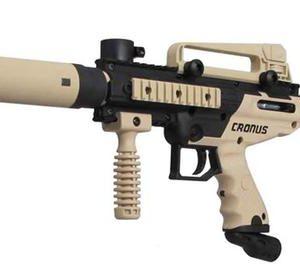 TIPPMANN CRONUS TACTICAL TAN PAINTBALL GUN